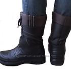Зимние мужские сапоги – практичная, комфортная модель зимней обуви.