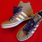 Кроссовки Adidas Honey Stripes Mid 40 разм