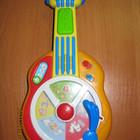 Музыкальная гитара Leap Frog.