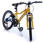 Детские двухколесные велосипеды Azimut Knight 20 дюймов универсал