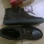Кроссовки,р.45,Италия,кожа,кеды,ботинки,туфли