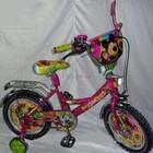 Детский двухколесный велосипед Mustang Маша и Медведь в наличии