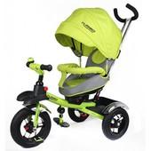 Детский  велосипед  Turbo Trike серии M 3193 надувные колеса поворотное сиденье