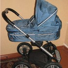 Детская универсальная коляска Mutsy Urban Rider 2 в 1