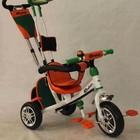 Азимут Сафари трехколесный велосипед Azimut Safari колеса пена