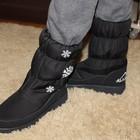 Сапожки ботинки дутики женские на меху  37,39,38,40,41  размер