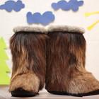 Меховые УНТЫ зимние женские сапоги
