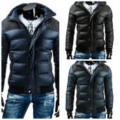 Парка мужская зимняя, зимняя мужская куртка-парка ,молодежная куртка парка, зимняя мужская куртка