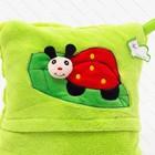 Детский плед микрофибра c подушкой (Турция)