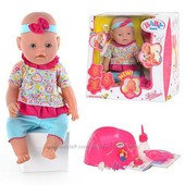 Кукла пупс Baby Born, Беби борн, берн, лялька / Маленькая Ляля