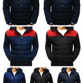 Зимняя мужская куртка на меховой подкладке