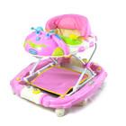 Ходунки-качалка Baby Tilly 22188 PINK