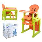 Стульчик для кормления Baby Tilly Gracia BT-HC-0020 ORANGE