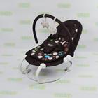 Baby Tilly Детский шезлонг Baby Tilly BT-BB-0004 COFFEE