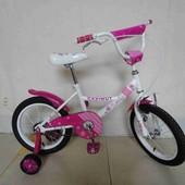 Азимут Кети велосипед Azimut Kathy для девочек на 12, 16, 18, 20 дюймов