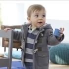 Демисезонное пальто на мальчика 3 цвета