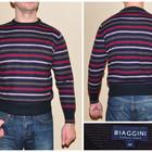 Мужской свитер BIAGGINI (S). б/у