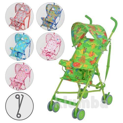 Детская коляска-трость bembi 1702 фото №1