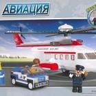 Конструктор М38-В0363  вертолёт