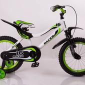 Двухколесный велосипед v-bike Racer Райсер на 16, 20 д