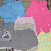 Одежда для девочки 1,5-2,5 года