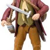 Распродажа - Фигурка Бильбо Беггинс из серии 10 см Hobbit хоббит одежда снимается суставы подвижные