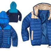 Весенняя куртка для мальчика 98-140см