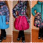 Шикарные весенние пальто модницам 116-140