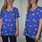 Симпатичная блуза M&S размер С-М(10)