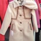 Пальто кашемировое на девочку Принцесса