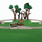 Thomas and Friends Trackmaster Тоби и свистящие деревья