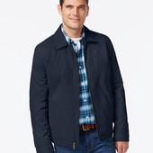 Куртка Tommy Hilfiger томми хилфигер Micro Twill Laydown