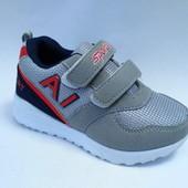 Модные кроссовки для мальчика бренда СВТ.Т - Meekone, р. 27-32, код - 343