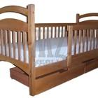 Кровать Карина Люкс (1 ярус)