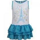 Красивые летние платья для маленьких красоток.Glo-Story.Венгрия.р. от 92 до 122