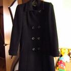Пальто кашемировое. Размер 48.