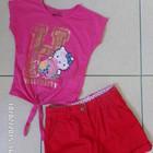 Hello Kitty футболка 128р 7-8 років