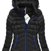 Женская демисезонная стеганная куртка Libland