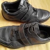 Туфли р.43 кожаные West Coast (оригинал)