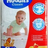 Продаю Huggies classic