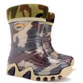 Резиновые Сапожки для мальчика Demar Stormic Камуфляж 20-35 размеры в наличии
