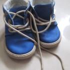 кожание ботиночки фирменние baeren shue 19размер 11.5см без недостатков,очень мягкие и удобние для р
