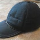 Бейсболка плащевка 58-60-62 размер Новая