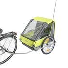 Фірмовий причеп для велосипеда.вело прицеп тележка (карета) для детей.