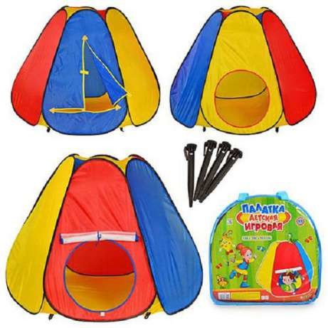 Палатка детская. 144 х 244 х 104 см. 0506 (3058) фото №1