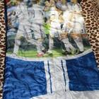 Детский спальный мешок-одеяло для похода и туризма Real Madrid