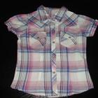 Продам стильную рубаху на кнопках с люриксом Girl2girl 3-4 лет состояние отл