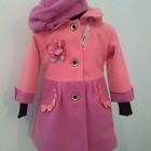 Кашемировое пальто на девочку Миледи