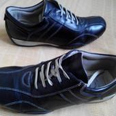Туфли кожаные Bata р.42(оригинал)