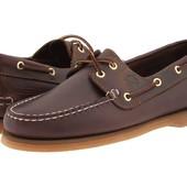 Демисезонные туфли Timberland Тимберленд Amherst Boat Shoe